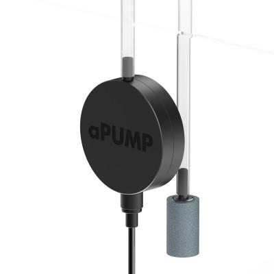 aPUMP - найтихіший і найменший акваріумний компресор в світі, до 100 л