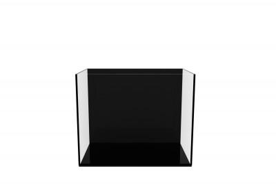Аквариум aGLASS Black 16 л с черной задней стенкой