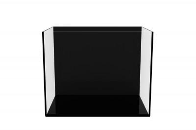 Аквариум aGLASS Black 30 л с черной задней стенкой