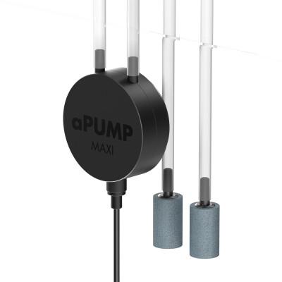 aPUMP MAXI - самый тихий и компактный аквариумный компрессор в мире, до 200 л